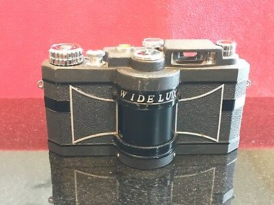 Vintage Panon Widelux F6B Panoramic Camera Made in Japan