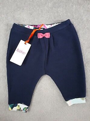 bby girl ted baker trousers 3-6 months