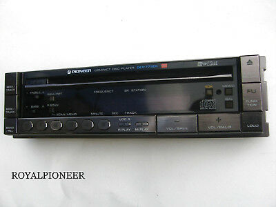 PIONEER DEX-77 Frontale/Faceplate Completo Component,Centrate,Kex,Kpx,Gm,Gex,Cdx