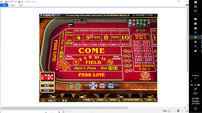 Craps Math Attack! 99% Accurate! Only For Online Play! Never Fails! Worth More!
