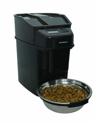 """PetSafe Healthy Pet Simply Feed™ 12-Meal Automatic Pet Feeder """"New in open box"""""""
