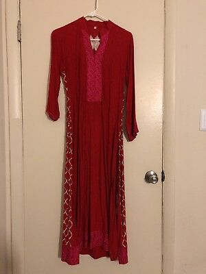 Indian Ethnic Party Wear  Kurti(size 40)