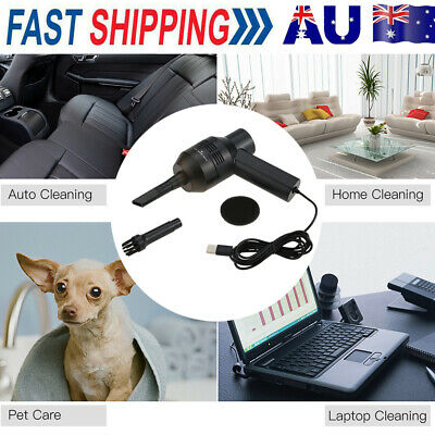 Mini USB Desk Electric Vacuum Cleaner Cleaning Keyboard Car Dust Collection Kit