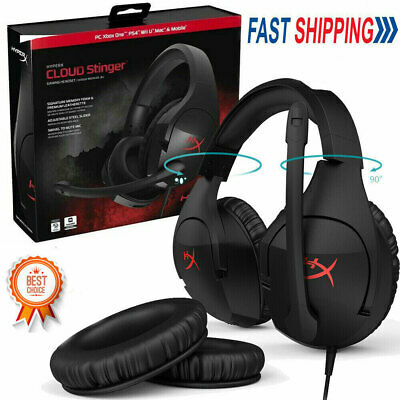 Kingston HyperX Cloud Stinger Esport Stereo Gaming Headset Headphone Earphone AU