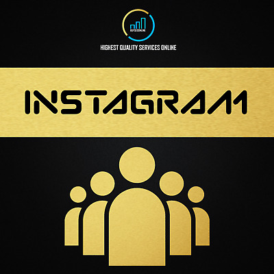 10K Instagram-Followêrs | Ultra Quality, Fast and Safe | buyseoonline