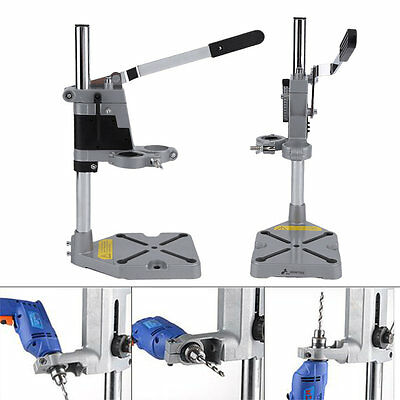 38-43mm Plug Bench Clamp Drill Press Stand Workbench Repair Drilling Collect BP