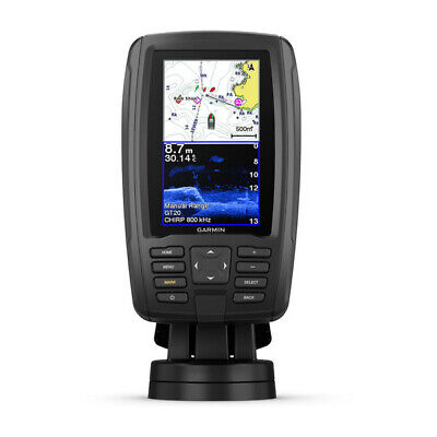 "Garmin STRIKER 7cv 7""CHIRP Fishfinder with GPS,GT20-TM 4-Pin Tdx #010-01553-01"