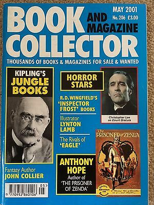 Book and Magazine Collector - Horror Stars - Kiplings Jungle books May 2001