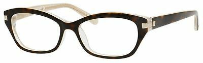 NEW Kate Spade KS ViviUs Eyeglasses 0JBY Tortoise Gold Glitter 100% AUTHENTIC
