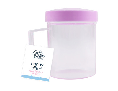 PINK - Handy Sifter
