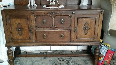 antique sideboard 1920?  very good condition
