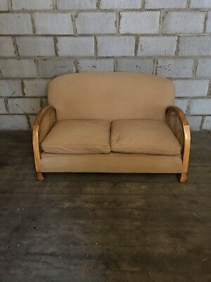 Fabulous Art Deco Two Seater Sofa