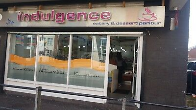 Established Cafe Dessert Parlour Coffee Shop. Price Reduced. Low Rent
