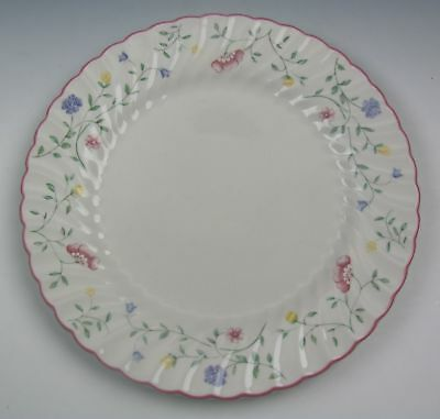 Johnson Brothers SUMMER CHINTZ-FLORAL STAMP Dinner Plate(s) EXCELLENT & JOHNSON BROTHERS England Summer Chintz Pink Blue Yellow Green Dinner ...