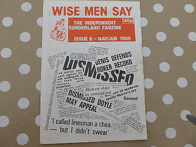 Wise Men Say Issue 9