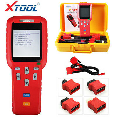 XTOOL X-100 Pro OBD2 ECU Reset ECM Immobilizer Code Reader Scanner Tool