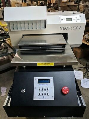 Neoflex2 direct to garment printer for T-shirts Great for screen printers!!!