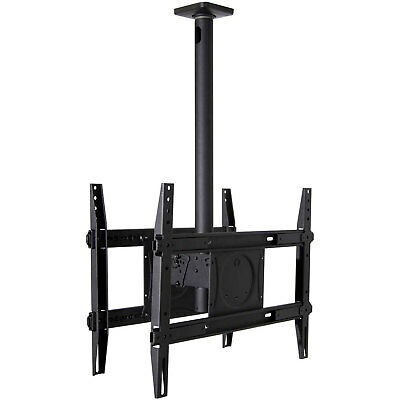 Dual TV Ceiling Mount, Lot of 1