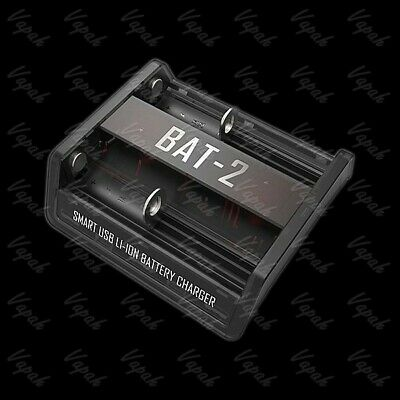 Xtar VC4 USB Charger LCD Display / 21700 20700 26650 18650 14500 AA AAA Battery