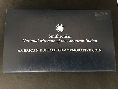 Smithsonian National Museum Of The American Indian American Buffalo 2001