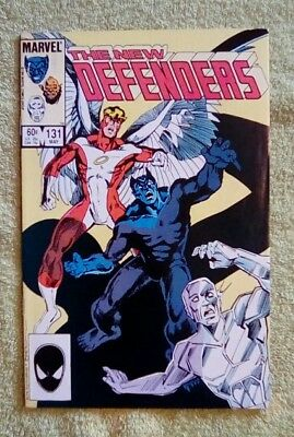 The Defenders #131 (May 1984, Marvel) 6.5 FN