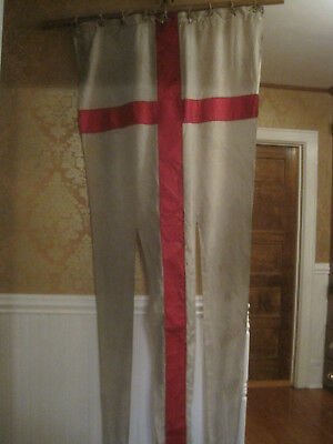 Kingdom of Heaven Templar Knights Banner Prop