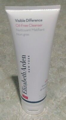Elizabeth Arden new york visible difference oil free cleanser 4.2 FL. OZ.