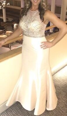 JVN By Jovani Gown Size 10 Stunning!!!
