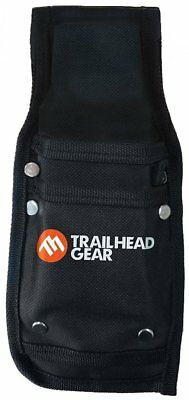 Trailhead Gear Black Durable Tree Felling Bucking Wedge Belt Pouch Holdster |