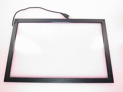 "DFI E-19W-H-AG | Custom 19"" USB Touchscreen Screen Panel"