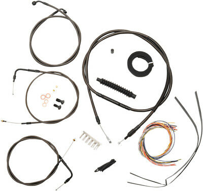 La Choppers Cable Kt Cm Stk 00-06Fxst