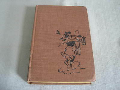 Vintage Book, Beyond The Rio Grande, William MacLeod Raine, 1942