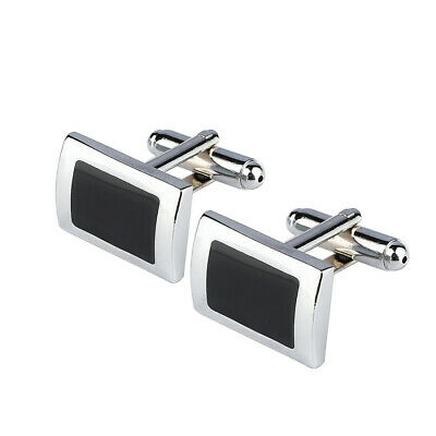 Elegant Classic Style Cufflinks Mens Shirt Cuff Button Gifts For Him Son Father
