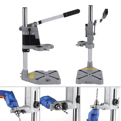 Double Hole Bench Clamp Drill Press Stand Workbench Repair Tool for Drilling BP