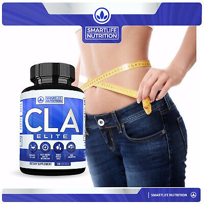 CLA 1000mg Weight Loss Supplement Fat Burner Reduce Belly Fat Fast Diet Softgels
