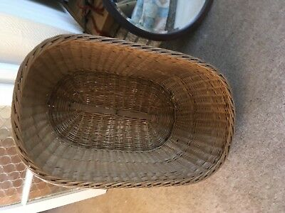 Antique Moses basket