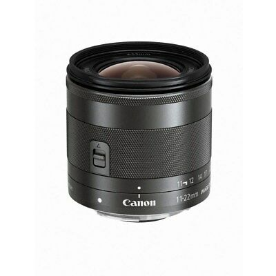 Canon EF-M 11-22mm f/4-5.6 IS STM Lens QQ