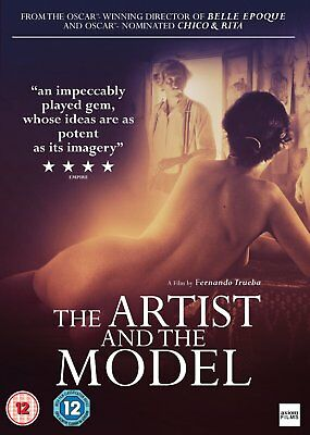 Jean Rochefort, Aida Folch-Artist and the Model  (UK IMPORT)  DVD NEW