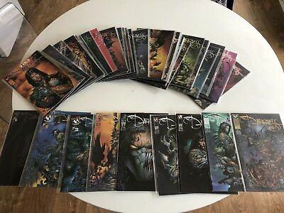 The Darkness, Comic Collection, Image, Top Cow Comic.