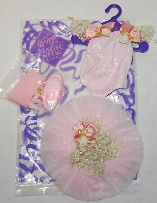 Tonner Magic Attic Heather's Prima Ballerina Outfit Clothing Doll Complete New