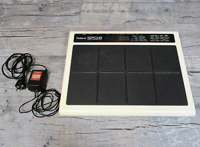 Roland SPD-8 Total Percussion Pad Modul E-Drum Schlagzeug inkl. Netzteil