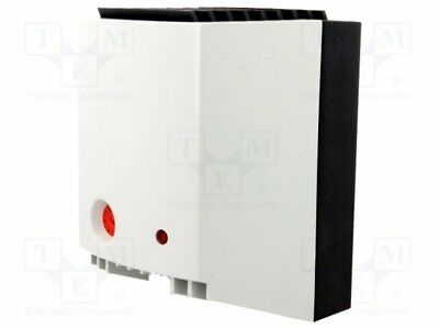 1 pcs Blower heater; CR 027; 550W; IP20; Protection:8A time-delay