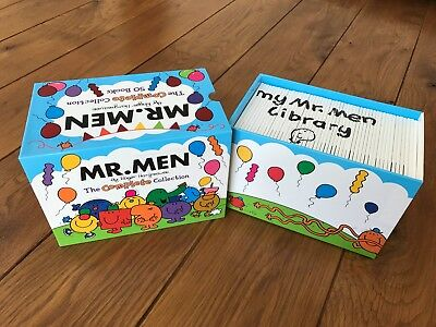Mr. Men Complete 50 Book Collection - Great Condition