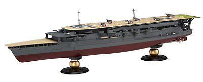 Fujimi FH-33 1/700 Japanese Navy Aircraft Carrier Kaga Full Hull Model