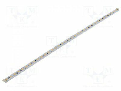 1 pcs Module: LED strip; 24V; Colour: white warm; 3000(typ)K; 650mA