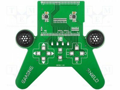 1 pcs Accessories: expansion board; mikromedia; Number of keys:10