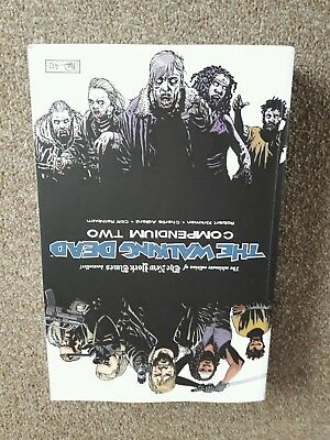 graphic novel The Walking Dead compendium two