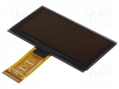 1 pcs Display: OLED; graphical; 128x64; Dim:73x41.86x2.15mm; white