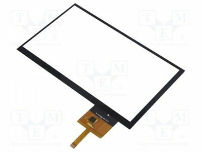 1 pcs Touch panel; Window dimensions:156.08x87.92mm; PIN:10; -20÷70°C