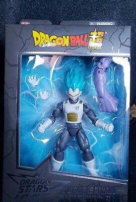 Dragon Ball Super Dragon Stars SUPER SAIYAN BLUE VEGETA Series 4 DBZ